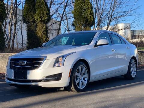 2016 Cadillac ATS for sale at PA Direct Auto Sales in Levittown PA