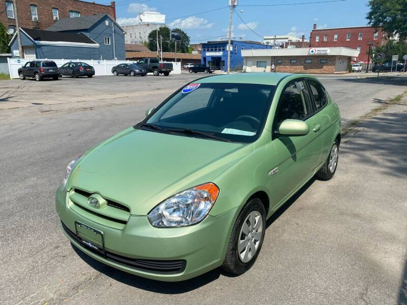 2011 Hyundai Accent for sale at Midtown Autoworld LLC in Herkimer NY