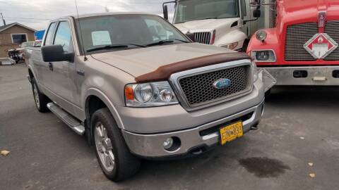 2006 Ford F-150 for sale at ALASKA PROFESSIONAL AUTO in Anchorage AK