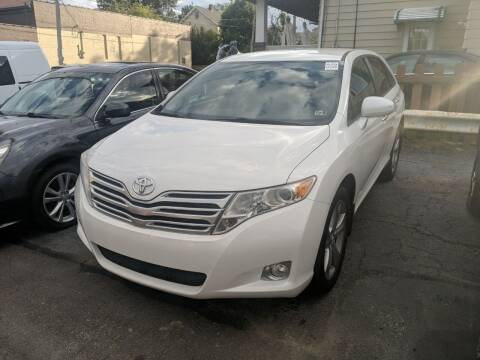 2009 Toyota Venza for sale at Richland Motors in Cleveland OH