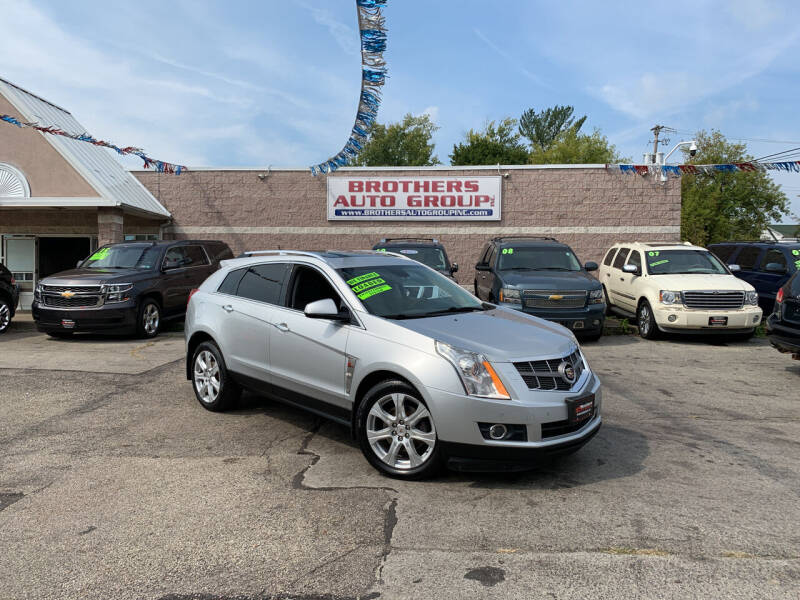 2010 Cadillac SRX for sale at Brothers Auto Group in Youngstown OH