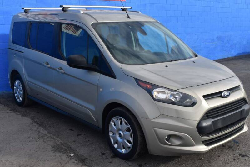 2015 Ford Transit Connect Wagon for sale at Alaska Best Choice Auto Sales in Anchorage AK
