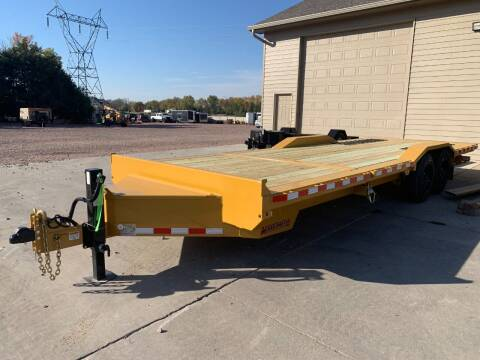 2022 Midsota TBWB-24 17.6k #0403 for sale at Prairie Wind Trailers, LLC in Harrisburg SD