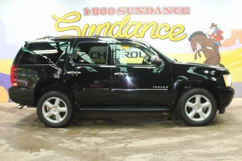 2007 Chevrolet Tahoe for sale at Sundance Chevrolet in Grand Ledge MI