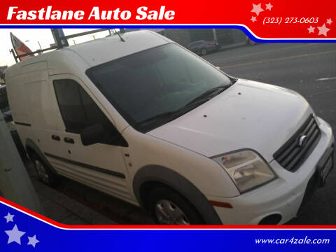 2013 Ford Transit Connect for sale at Fastlane Auto Sale in Los Angeles CA