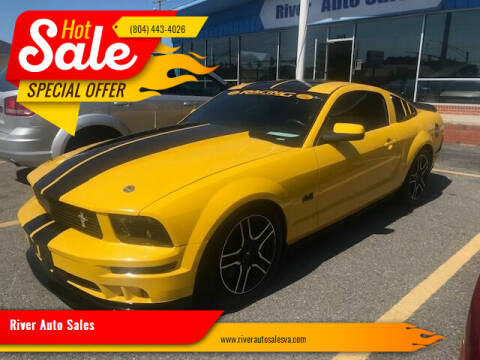 2005 Ford Mustang for sale at River Auto Sales in Tappahannock VA