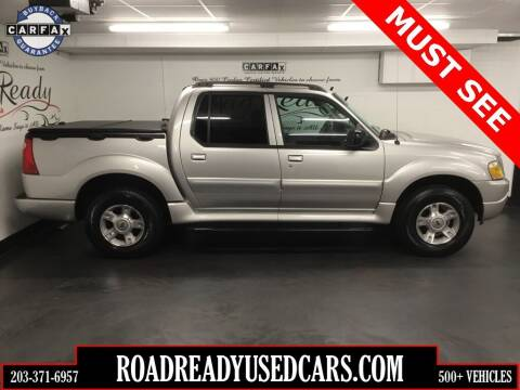 2004 Ford Explorer Sport Trac for sale at Road Ready Used Cars in Ansonia CT