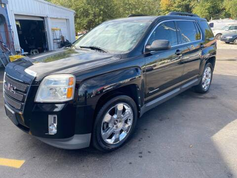 2010 GMC Terrain for sale at Wise Investments Auto Sales in Sellersburg IN