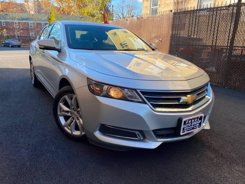 2016 Chevrolet Impala for sale at PRNDL Auto Group in Irvington NJ