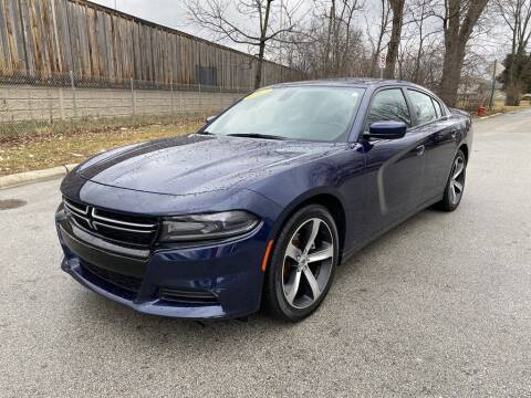 2017 Dodge Charger for sale at Posen Motors in Posen IL