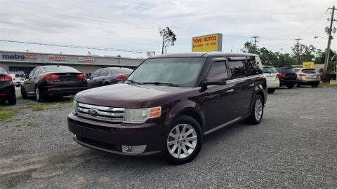 2011 Ford Flex for sale at TOMI AUTOS, LLC in Panama City FL