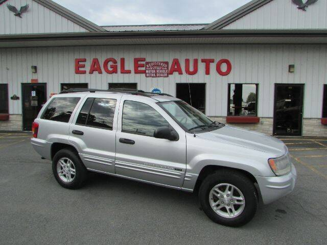 2004 Jeep Grand Cherokee for sale at Eagle Auto Center in Seneca Falls NY