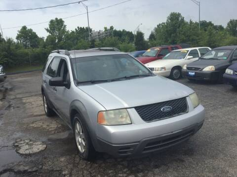 2005 Ford Freestyle for sale at Duke Automotive Group in Cincinnati OH