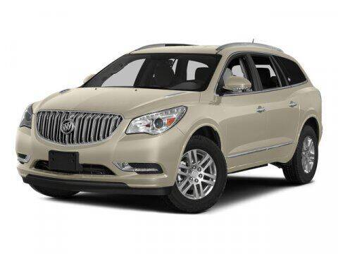 2015 Buick Enclave for sale at BEAMAN TOYOTA - Beaman Buick GMC in Nashville TN