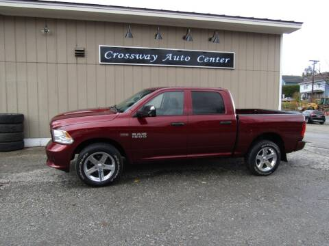 2017 RAM Ram Pickup 1500 for sale at CROSSWAY AUTO CENTER in East Barre VT