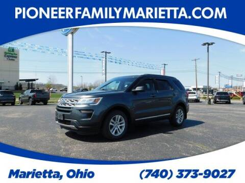 2018 Ford Explorer for sale at Pioneer Family preowned autos in Williamstown WV