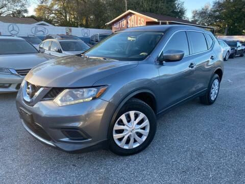 2016 Nissan Rogue for sale at CHECK  AUTO INC. in Tampa FL