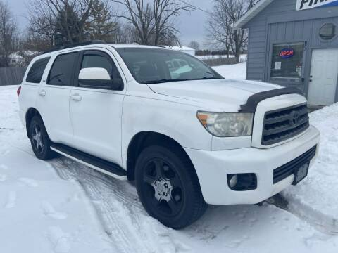 2010 Toyota Sequoia for sale at Stiener Automotive Group in Galloway OH