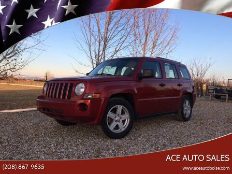 2008 Jeep Patriot for sale at Ace Auto Sales in Boise ID