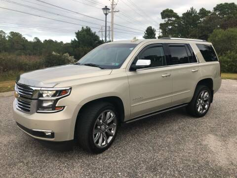 2016 Chevrolet Tahoe for sale at Hutchys Auto Sales & Service in Loyalhanna PA