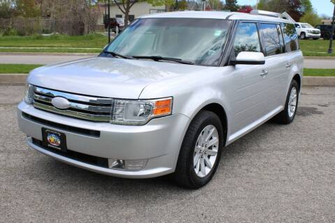 2011 Ford Flex for sale at Great Lakes Classic Cars & Detail Shop in Hilton NY