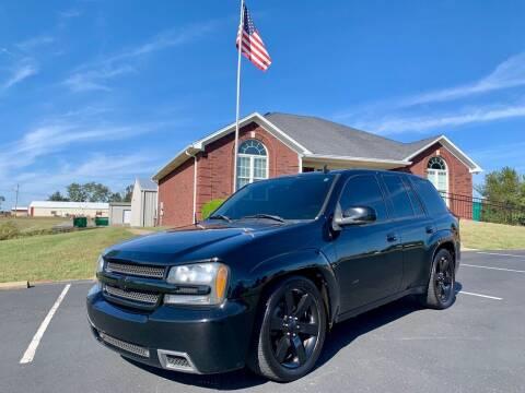 2006 Chevrolet TrailBlazer for sale at HillView Motors in Shepherdsville KY