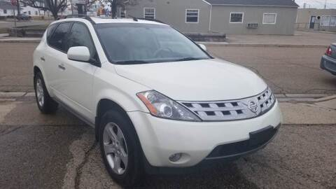 2003 Nissan Murano for sale at MQM Auto Sales in Nampa ID
