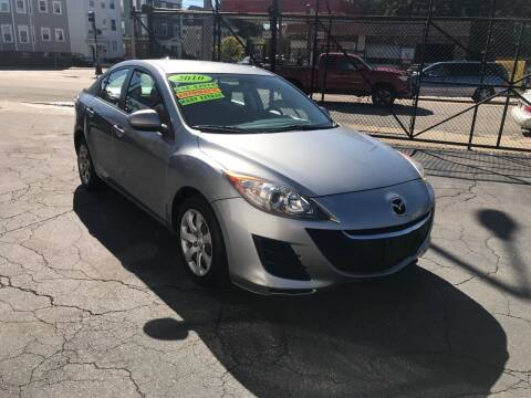 2010 Mazda MAZDA3 for sale at Adams Street Motor Company LLC in Dorchester MA