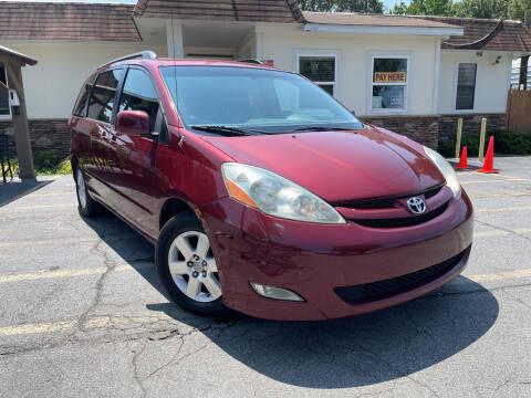 2010 Toyota Sienna for sale at Hola Auto Sales in Atlanta GA