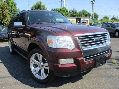 2008 Ford Explorer for sale at Unlimited Auto Sales Inc. in Mount Sinai NY