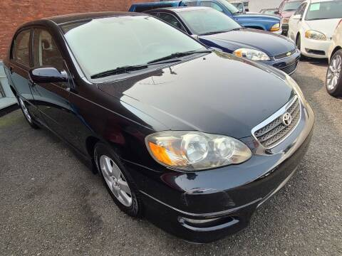 2008 Toyota Corolla for sale at Rockland Auto Sales in Philadelphia PA