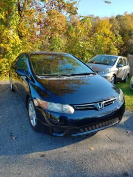 2008 Honda Civic for sale at Best Choice Auto Market in Swansea MA