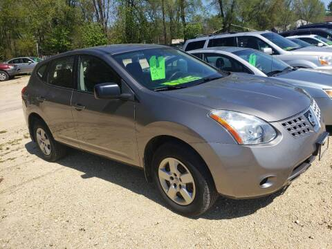 2009 Nissan Rogue for sale at Northwoods Auto & Truck Sales in Machesney Park IL