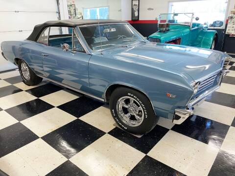 1967 Chevrolet Chevelle for sale at AB Classics in Malone NY