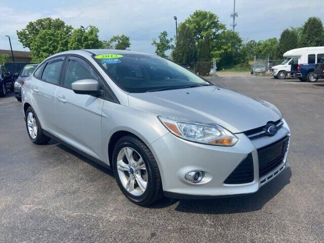 2012 Ford Focus for sale in Auburn Hills, MI