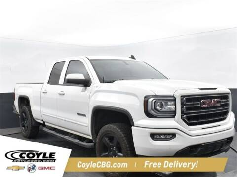 2017 GMC Sierra 1500 for sale at COYLE GM - COYLE NISSAN - New Inventory in Clarksville IN