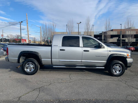 2006 Dodge Ram Pickup 2500 for sale at Independent Auto Sales #2 in Spokane WA