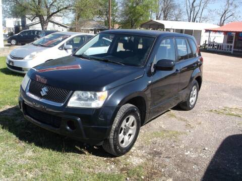 2007 Suzuki Grand Vitara for sale at Smith Auto Finance LLC in Grand Saline TX