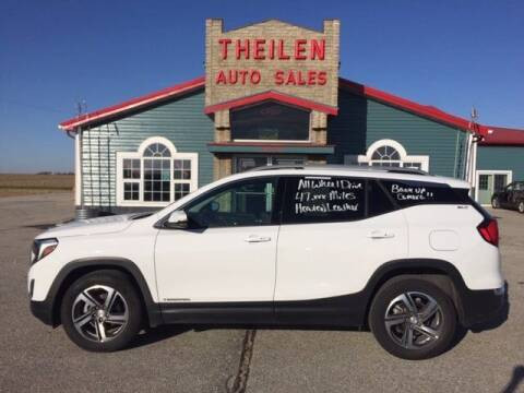 2019 GMC Terrain for sale at THEILEN AUTO SALES in Clear Lake IA
