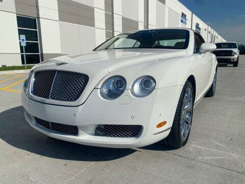 2009 Bentley Continental for sale at Quality Auto Sales And Service Inc in Westchester IL