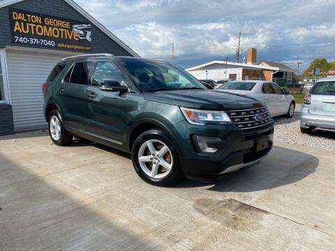 2016 Ford Explorer for sale at Dalton George Automotive in Marietta OH