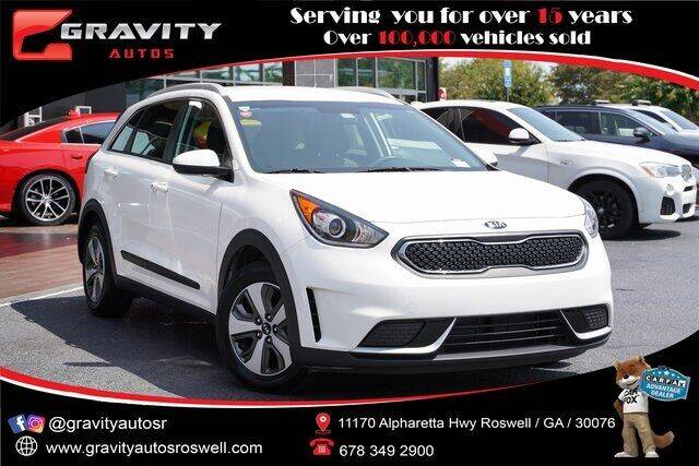 2018 Kia Niro for sale at Gravity Autos Roswell in Roswell GA