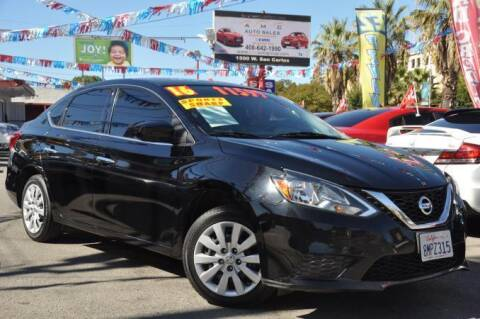 2016 Nissan Sentra for sale at AMC Auto Sales, Inc in San Jose CA