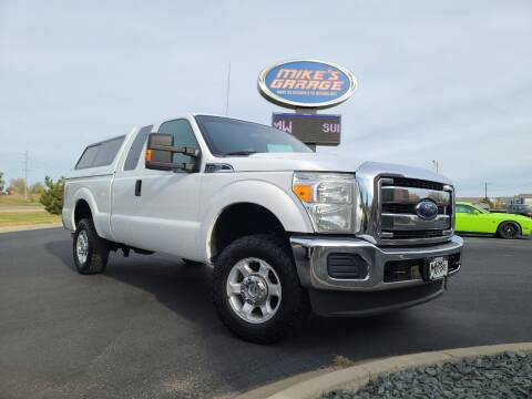 2013 Ford F-250 Super Duty for sale at Monkey Motors in Faribault MN