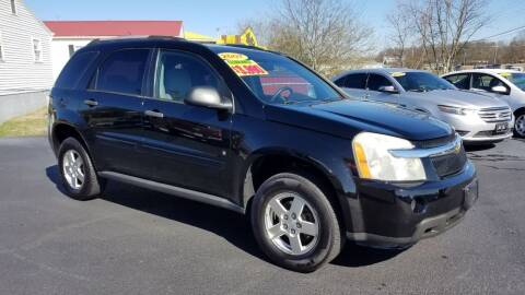 2007 Chevrolet Equinox for sale at Moores Auto Sales in Greeneville TN