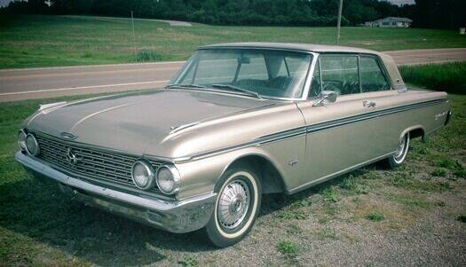 1962 Ford Galaxie 500 for sale in Bellefontaine, OH