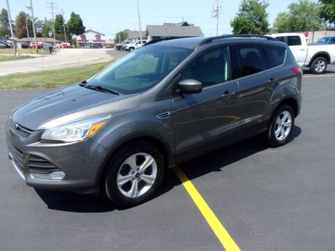 2014 Ford Escape for sale at Ideal Auto Sales, Inc. in Waukesha WI