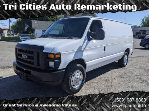 2009 Ford E-Series Cargo for sale at Tri Cities Auto Remarketing in Kennewick WA