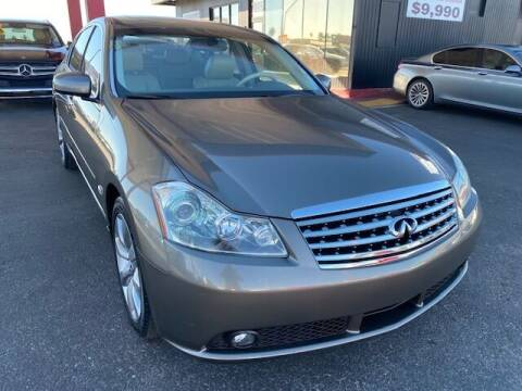 2006 Infiniti M35 for sale at JQ Motorsports East in Tucson AZ