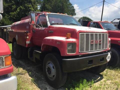 1991 GMC C7500 for sale at Vehicle Network - Davenport, Inc. in Plymouth NC